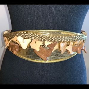 Accessories - Animal Accent Belt